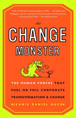 The Change Monster By Duck, Jeanie Daniel